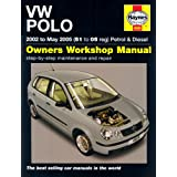 VW Polo Petrol and Diesel: 2002 to 2005 (Haynes Service and Repair Manuals)by Haynes