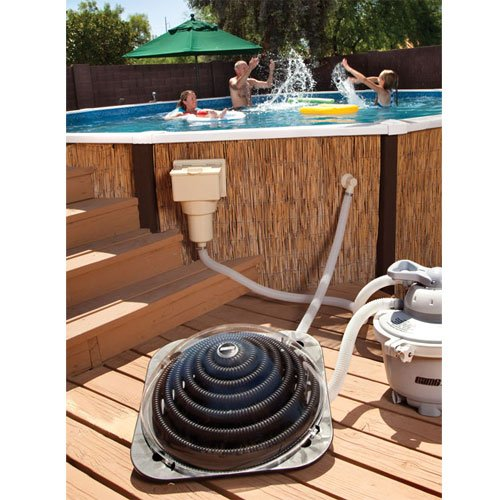 Portable Above Ground Pool Heater