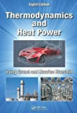 img - for Thermodynamics and Heat Power, Eighth Edition 8th edition by Granet, Irving, Bluestein, Maurice (2014) Hardcover book / textbook / text book