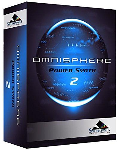 【正規輸入品】 Spectrasonics Omnisphere 2 (DVDインストーラー版) フラッグシップシンセサイザー ソフト音源