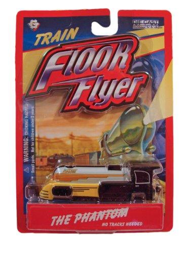 Floor Flyer Diecast Train: The Phantom