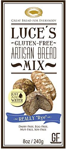 Luce's Gluten-Free Artisan Bread Mix - REALLY