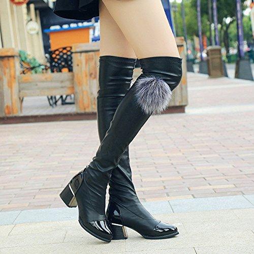 zzy-senoras-de-la-alta-talones-zapatos-para-mujer-de-la-manera-del-partidoblack-single-really-gross3