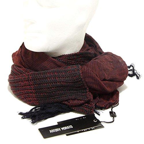 6114F sciarpa ANTONY MORATO COTONE VISCOSA accessori uomo scarf unisex [S-M]
