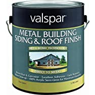 Valspar 027.0004262.007 Valspar Metal Siding And Roof Finish