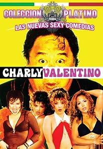 Las Nuevas Sexy Comedias: Charly Valentino**3 Peliculas**