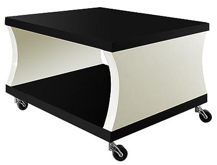 Regalwelt 2003-KF-MAG-SHG Couchtisch Coucho V2, 60 x 60 x 45 cm