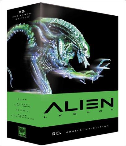 Alien 1-4