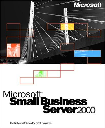 Microsoft Small Business Server 2000 Upgrade (5-User)