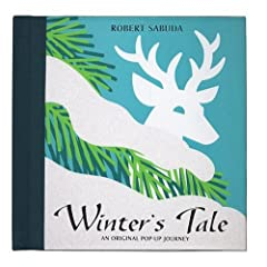Winter's Tale: An Original Pop-up Journey (ハードカバー)