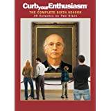 Curb Your Enthusiasm: Complete HBO Season 6 [DVD]by Larry David