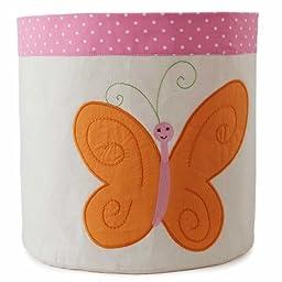 Little Acorn F13S03 Small Butterfly Storage bin