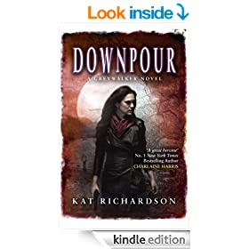 Downpour: Number 6 in series (Greywalker)