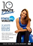 Cover art for  10 Minute Solution: Fitness Ball Workouts