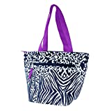 Cool Gear Basic Tote Lunch Bag, Fully Insulated With EVA Lining And Exterior Pocket, Lead Free, Phthalate Free...