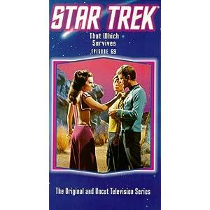 Star Trek - The Original Series, Episode 69: That Which Survives movie