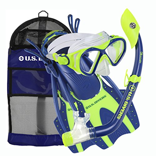 us-divers-youth-buzz-junior-snorkeling-set-neon-blue-small-1-3