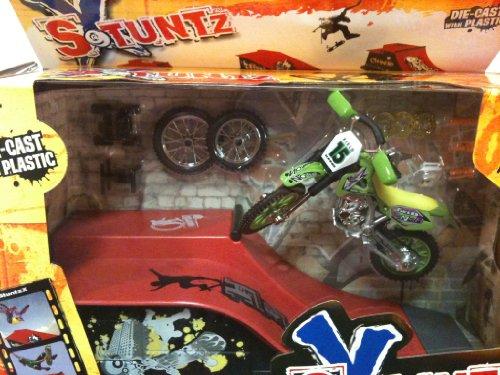 Dirt Bikes X Stuntz Finger Dirt Bike Motorcycle Motocross And
