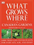 What Grows Where In Canadian Gardens