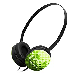 Creative HQ-1450 Headphones (Green)
