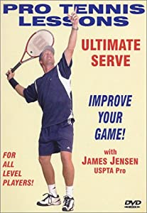 "Pro Tennis Lessons ""Ultimate Serve"""
