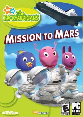 Backyardigans Mission to Mars VidoEmo - Pics about space