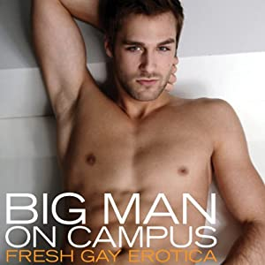 Big Man on Campus Audiobook
