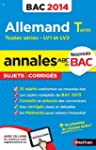Annales ABC du BAC 2014 Allemand Term...