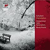 Schubert: Impromptus; Schubert/Liszt: Song Transcriptions ~ Perahia