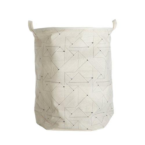 House Doctor Wäschekorb Triangular Art.Ls0340