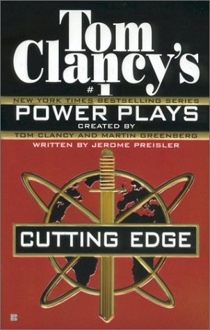 Image for Power Plays #6: Cutting Edge (Power Plays)