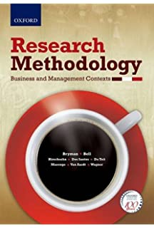 research methodology in management