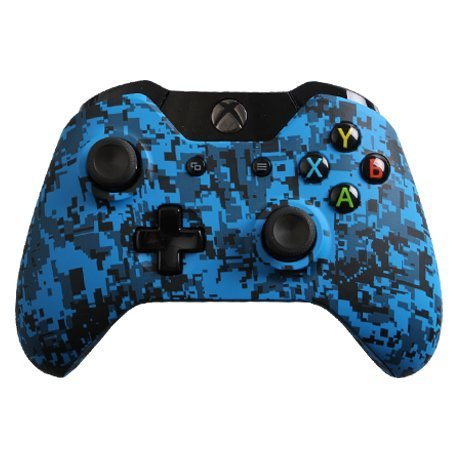 Special Edition Blue Urban Custom Xbox One Controller