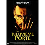 La Neuvi�me porte (The Ninth Gate)par Johnny Depp