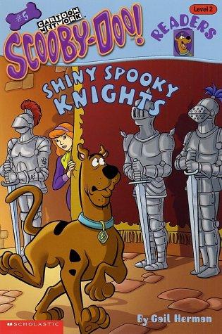 Shiny Spooky Knights (Scooby-Doo! Readers, Level 2)