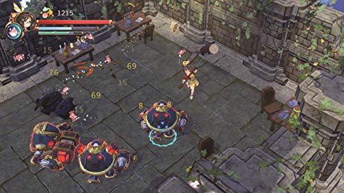 レミロア~少女と異世界と魔導書~ - PS4  ゲーム画面スクリーンショット2