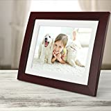 Ever Frames 7 inch Hi-Res Digital Photo Frame with 16 GB Memory