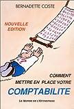 echange, troc Bernadette Coste - Comment mettre en place votre comptabilité
