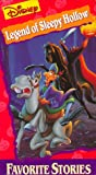 Legend of Sleepy Hollow [VHS]