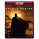 "Batman Begins [HD DVD] [FR Import]von ""Christian Bale"""