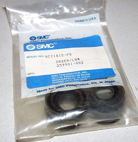 LOT OF 2 SMC NCY1B15-PS ACTUATOR KITS REPAIR 259901-002 (Smc Repair Kit compare prices)