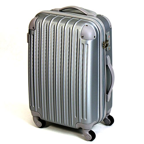 ABS スーツケース  006 【シルバー】 S / LYP006-SL-S / ###ケースLYP006-S銀###