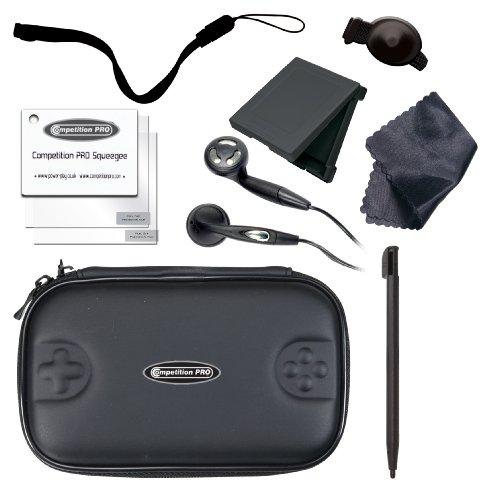 3DS Essentials Pack - Black  (Nintendo 3DS)