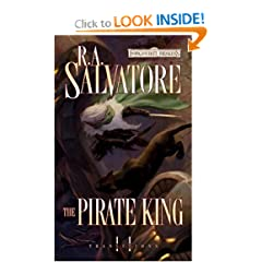 The Pirate King: Transitions, Book II by R.A. Salvatore