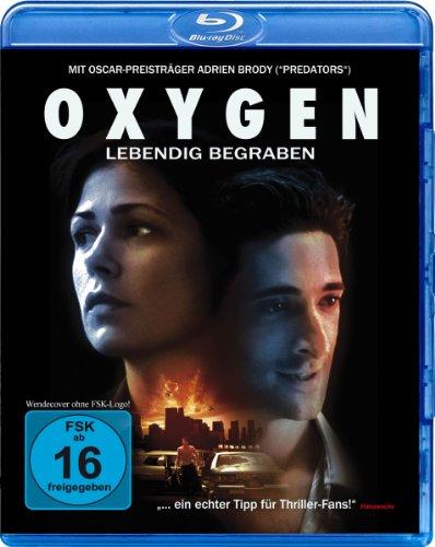 Oxygen - Lebendig begraben [Blu-ray]