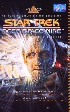 Star Trek - Deep Space Nine 4.13: Quarks Schicksal/Das Urteil [VHS]