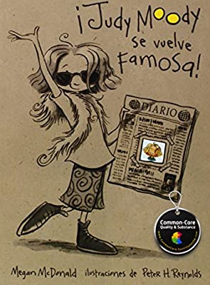 Judy Moody se vuelve famosa! (Spanish Edition)