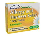 GALPHARM Loratadine 10mg Hayfever and Allergy Relief One-a-Day Tablets 30's