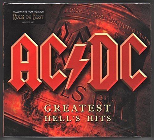AC/DC GREATEST HELL'S HITS [2CD][Digip...