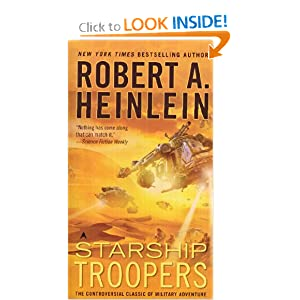 Starship Troopers by Robert Heinlein